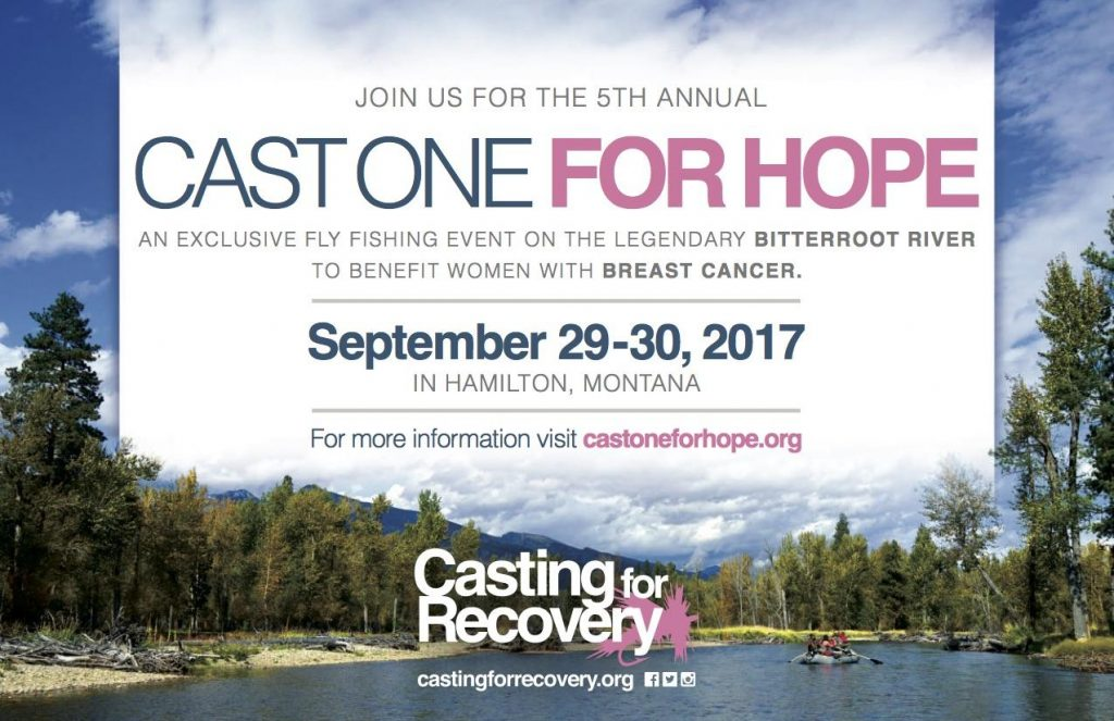 Cast One for Hope 2017