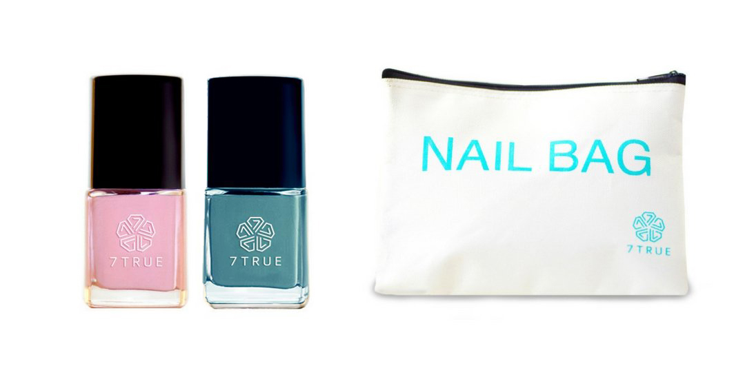 7TRUE Nail Polish Starter Kit Supporting CfR - Casting for Recovery