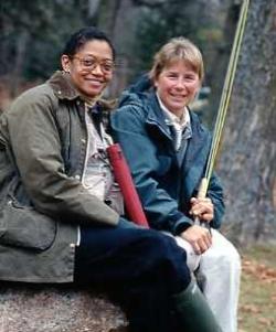 Dr.-Benita-Walton-and-Gwenn-Perkins-co-founders-of-CFR-Michigan-retreat-1997
